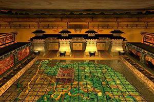 秦始皇陵地宫