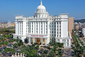 惠阳淡水家路大酒店 订房专线0756--6663519