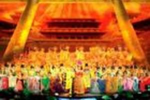 西安阳光丽都大剧院饺子宴、宫廷宴、仿唐歌舞