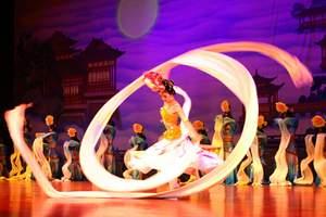 饺子宴、宫廷宴、仿唐歌舞--唐乐宫