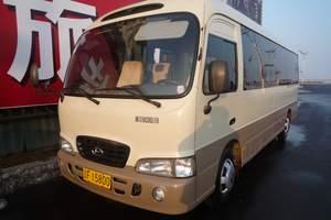 韩国现代旅行车出租