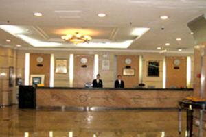 贵州腾飞酒店 400平会议室