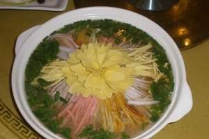 预订洛阳真不同水席 商务小套餐 适合3-6人 品尝牡丹燕菜