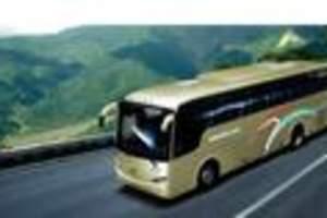 33座金龙旅游客车