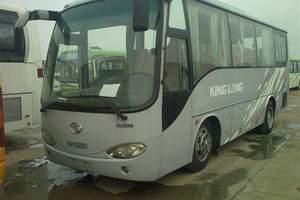 金龙中巴车33座 700元/天 大连旅游租车