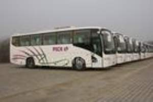 北京正规旅游车队 昌平一日旅游中龙车价格