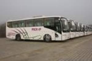 北京车队价格表 怀柔一日游33座位车价格