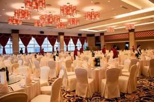 哈尔滨地区容纳500人的会议用餐餐厅