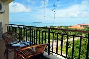 【南戴河蓝色海岸海景酒店】蓝色海岸假日酒店