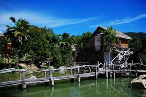 三亚/三亚周边酒店预订海南雨林谷国际养生度假村......