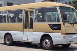 19座金龙旅游车 (带司机)