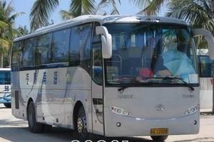 47座空调旅游车2600元/天(怀化——沅陵)旅游包车费