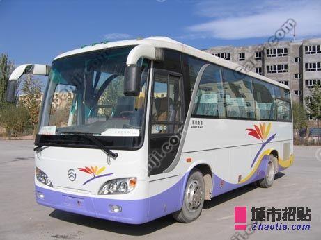 青岛租车 51座金龙出租