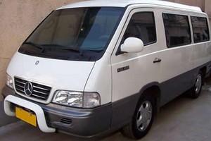 正规旅游车/奔驰MB100可接机、跑旅游