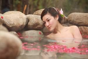 黄山醉温泉