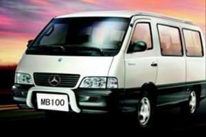 扬州旅游包车 15座奔驰MB100 600元/天