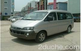 全新11座瑞丰商务车