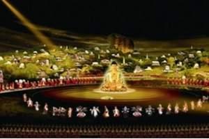 巨资2亿元打造大型实景演出《鼎盛王朝·康熙大典》