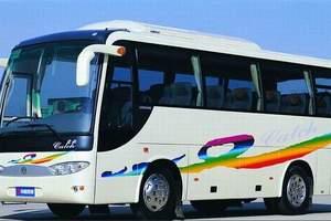 【信阳租车】金龙33座客车净包价