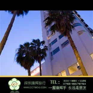 香港岛_【Home2Home酒店】_大床房_香港酒
