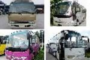 青岛旅游包车服务 7月份价格明细