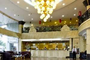 长沙银河大酒店—长沙火车站附近挂三星酒店(环境好)