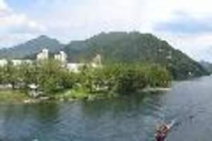 建德新安江外海月亮湾大酒店 建德硫温泉旅游
