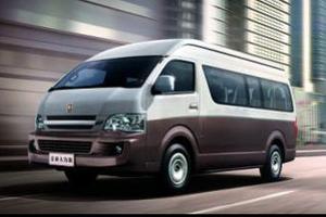 贵州旅游 旅游包车 丰田新海狮12座-15座车预定