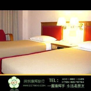 香港九龙_【明爱白英奇宾馆】_高双_香港酒店