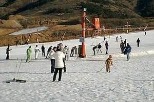 大连林海滑雪场优惠门票 林海滑雪场在哪
