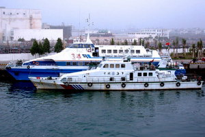 北海到涠洲岛快船价格|北游号船票预订
