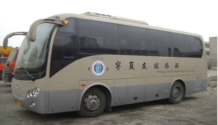 55座旅游车
