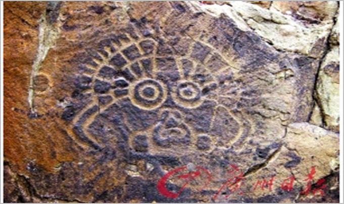 贺兰山岩画