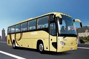 泰安45座空调旅游车联系方式|泰安租车找哪家公司