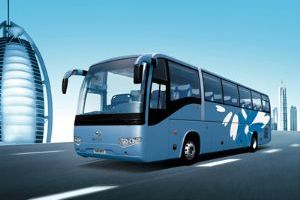 泰山45座空调旅游车联系方式|泰安租车公司电话