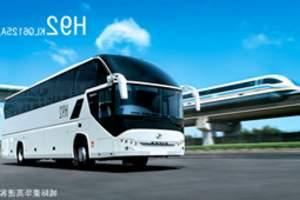 扬州旅游包车 57座空调旅游车1200元/天