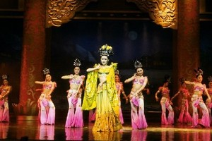 陕西歌舞剧院仿唐歌舞门票 陕歌舞特价预定
