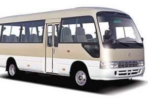 19座旅游空调中巴车