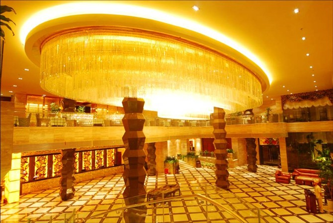 <strong>【大正温泉假日酒店】</strong>桂林可泡温泉的豪华五星级酒店