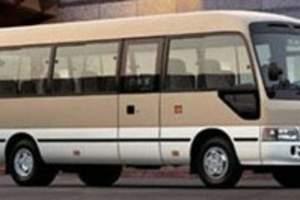 22座旅游空调中巴车