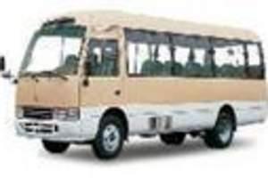 19座金龙空调旅游车