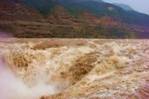 九曲黄河之上的一颗璀璨的明珠-黄河壶口瀑布