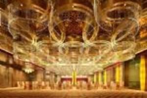 延安金泽国际酒店  延安市五星级酒店