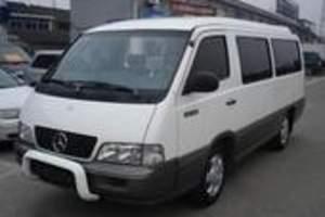 新疆旅游包车游-12座原装奔驰旅游车(手续 齐全)