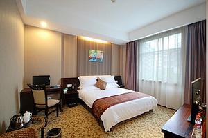 【桂林安华大酒店】西城路步行街附近的四星级酒店