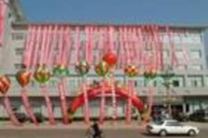 韶山港越大酒店(韶山唯一的挂三星级酒店)
