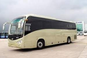 呼和浩特市旅游大巴出租_内蒙古旅游租车45座