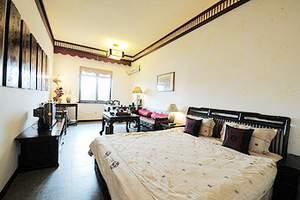 【桂林静观茗楼度假酒店】位于榕湖南畔的四星级酒店
