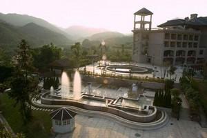 广州组团到从化崴格诗温泉庄园会议两天