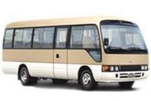乌鲁木齐22座考斯特车出租旅游包车